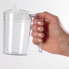 Homecraft Clear Polycarb Mug (400ml)