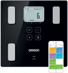 OMRON VIVA Bluetooth Smart Scale and Body Composition Monitor