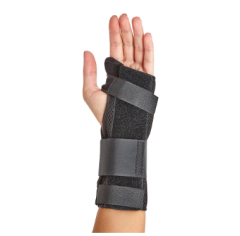 Wrist Brace with Stabilising Splint