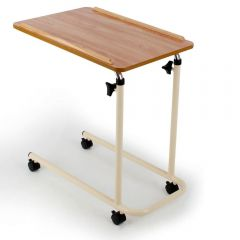 Days Overbed Table with Castors, Overbed Table with Castors - Flat Pack Version