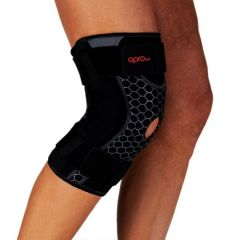 OproTec Knee Support With Metal Hinges