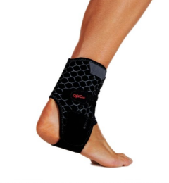 OproTec Ankle Support With Stabilisers