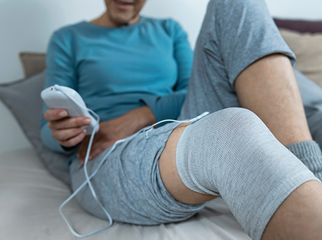 TENS and Muscle Stimulation